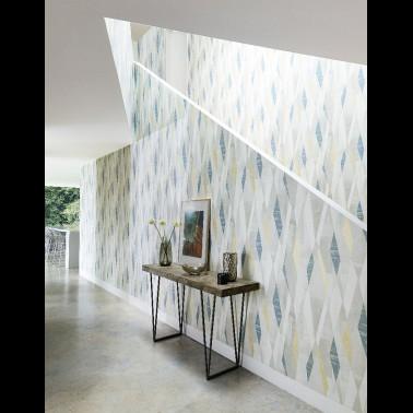 Mural con estilo Geometrico modelo Azulejos de la marca Coordonné