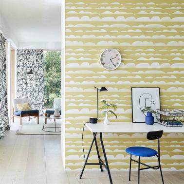 Papel Pintado con estilo Botánico modelo Aware de la marca Coordonné