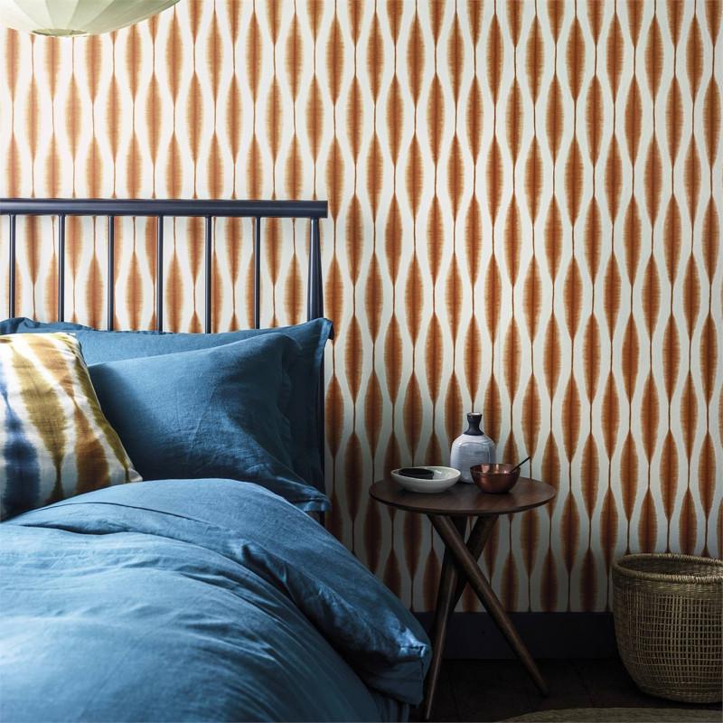 Mural con estilo Botánico modelo Bamboo de la marca Coordonné
