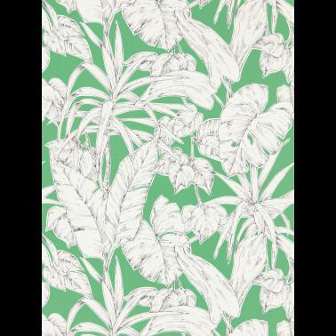 Mural con estilo Botánico modelo Kawa de la marca Coordonné