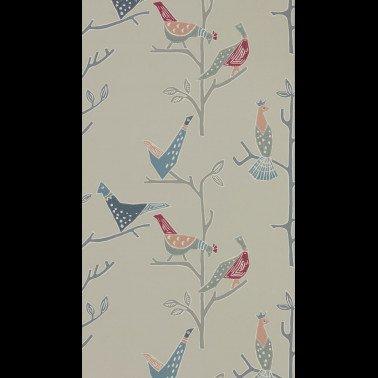 Papel Pintado con estilo Botánico modelo Pagoda de la marca Coordonné