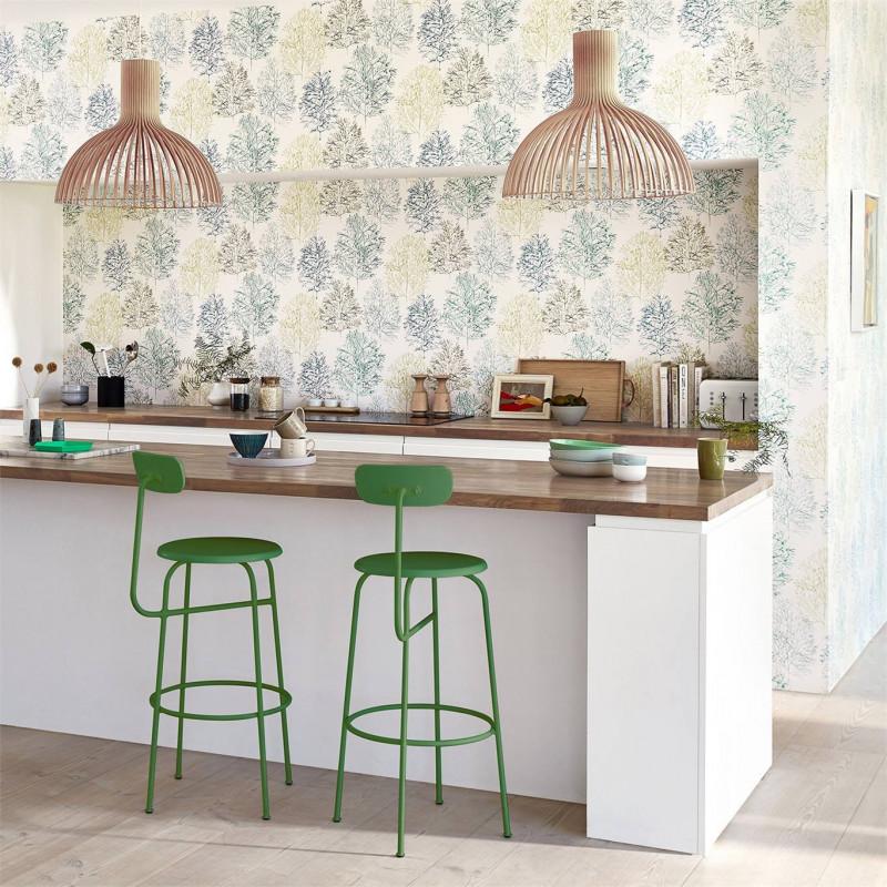 Papel Pintado con estilo Animales modelo Toka de la marca Coordonné