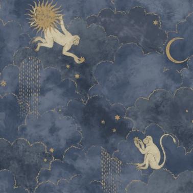 Mural con estilo Infantil modelo Puzzle de la marca Coordonné