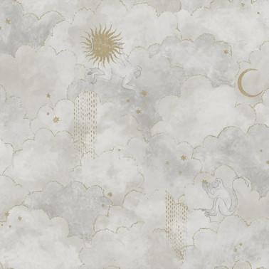 Papel Pintado con estilo Texturas modelo Francesco de la marca Coordonné