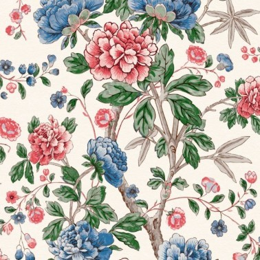 Papel Pintado con estilo Flores modelo Valentina de la marca Coordonné