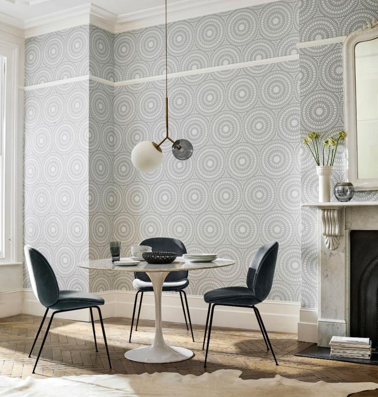 Papel Pintado con estilo Flores modelo Floral de la marca Ybarra Serret