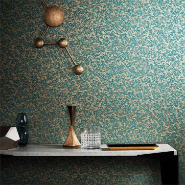 Papel Pintado con estilo Damascos modelo COLONIAL de la marca Lizzo