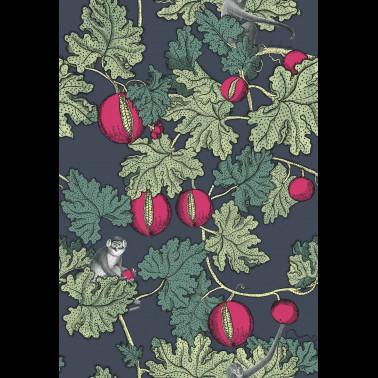 Tela para Cortinas y Tapicería con estilo Animales modelo Zambezi Velvet