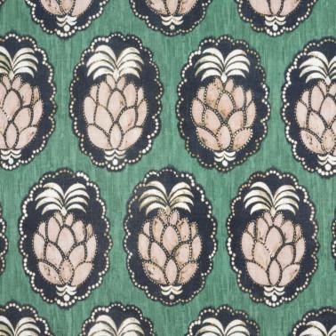 Tela para Cortinas y Cojínes con estilo Texturas modelo Linum