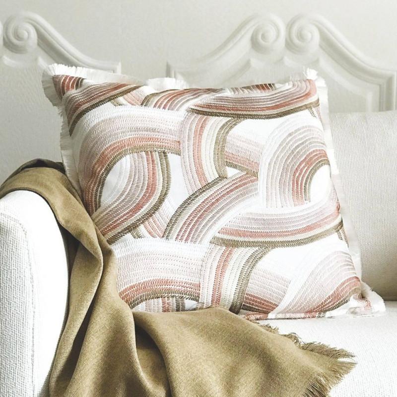 Funda Nórdica Spring Tulip de Designers Guild Color Verde