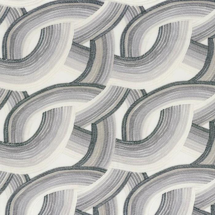 Funda de Almohada TRIBECA de Designers Guild Color Blanco-Gris