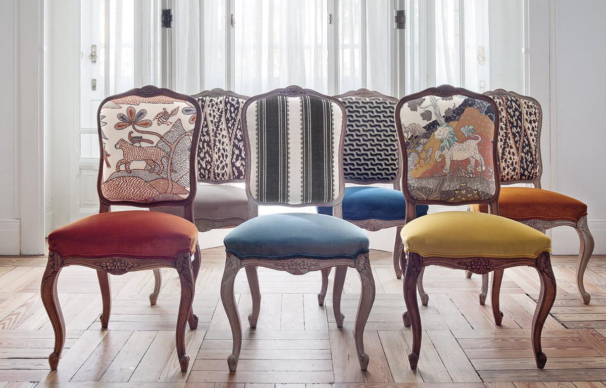 Tapizar sillas y sillones - DECO&YOU
